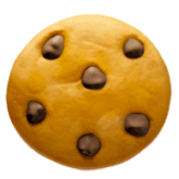emoji cookie icon